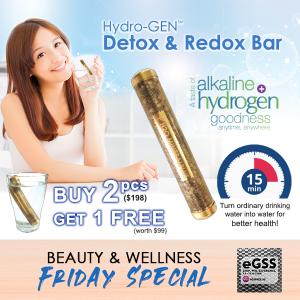 Hydro-GEN Bar