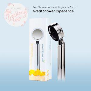 Vida-C Junior showerhead