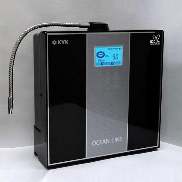 KYK Ocean Line Alkaline Water Ionizer