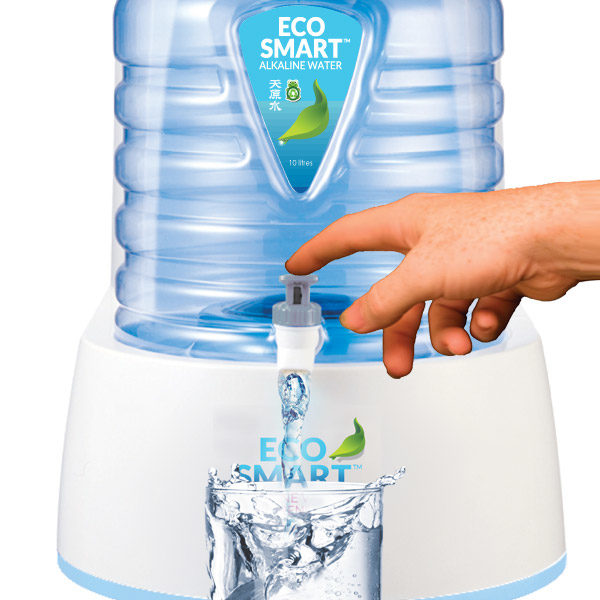 Dispense water in EcoSmart