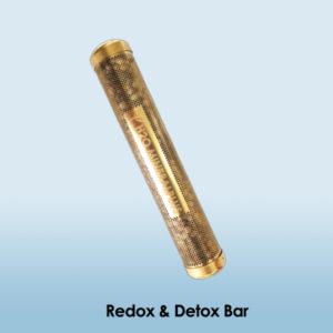 Hydrogen redox & detox bar
