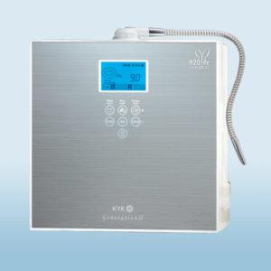 KYK Generation II Alkaline Water Ionizer