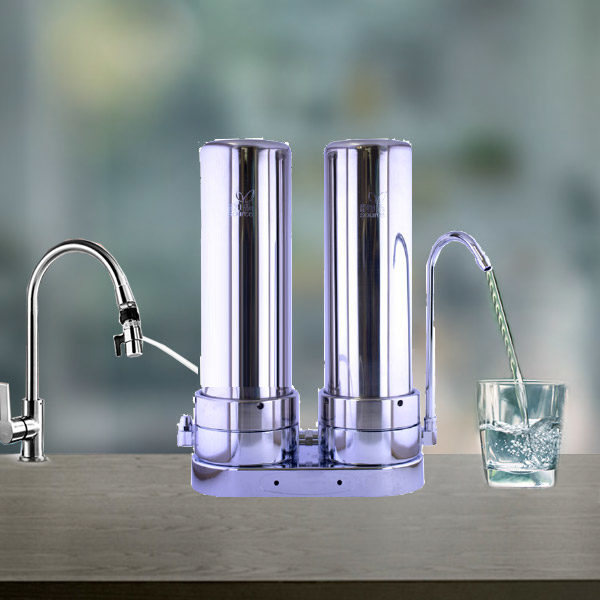 ANTI-AFM + Ahlstrom Disruptor water filter