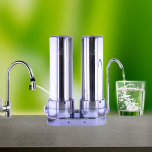 ANTI-AFM + ALKA-BOOST water filter