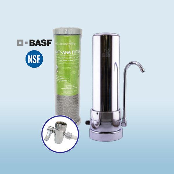 Anti-AFM water Filter with Single Versatile Housing