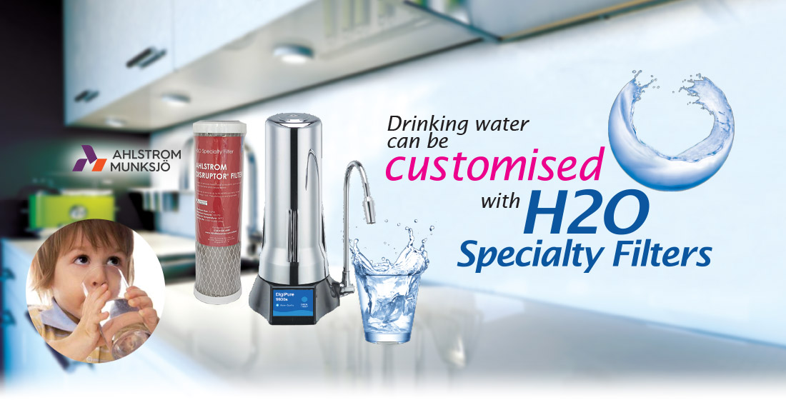 Ahlstrom Filter with Single Digital Housing