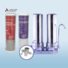 Ahlstrom Disruptor + ALKA-BOOST Filters with Dual Versatile Housing