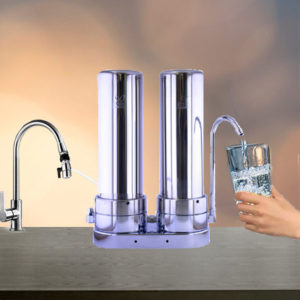 Dual Versatile Housing dispense water