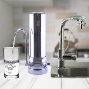 Ahlstrom Disruptor® water Filter with single versatile housing