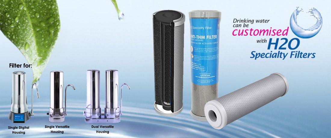 ANTI THM water filter