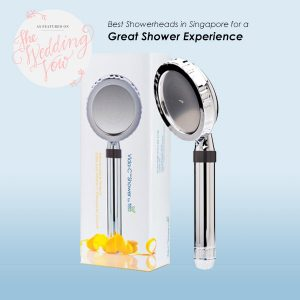Vida-C Master showerhead