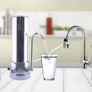 ANTI-THM water filter