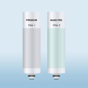 DuoGuard replacement water filter