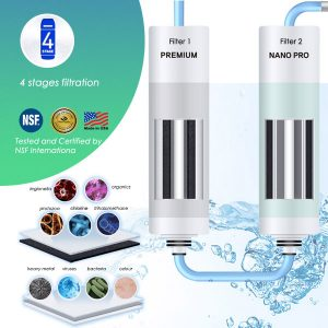 DuoGuard water filter filteration