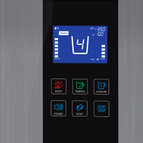 iDuo S5 front panel view