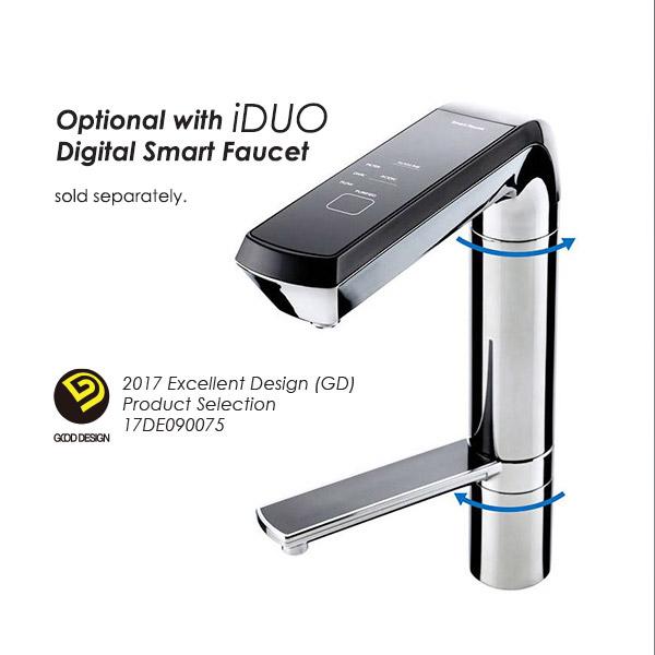 iDuo smart digital tap